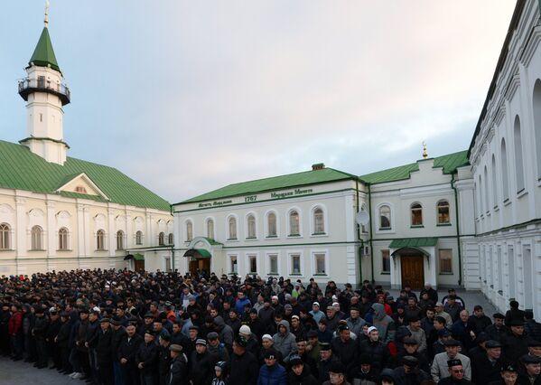 La fête Aïd al-Adha en Russie - Sputnik France