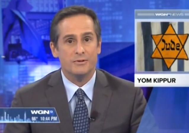 Yom Kippur sur la chaîne américaine WGN TV