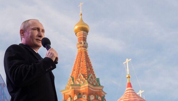 Vladimir Poutine. Archive photo - Sputnik France