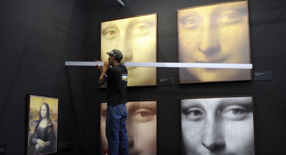 La Joconde de Léonard de Vinci
