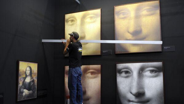 La Joconde de Léonard de Vinci - Sputnik France
