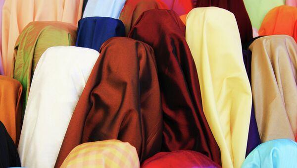 la burqa - Sputnik France