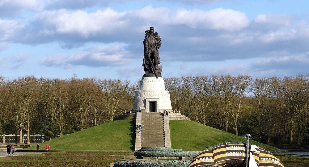 Mémorial soviétique du Treptower Park