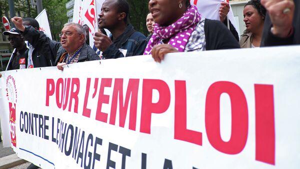 Chômage en France - Sputnik France
