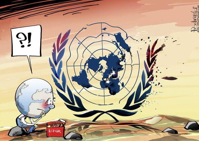 Grandeur et décadence de l'Onu