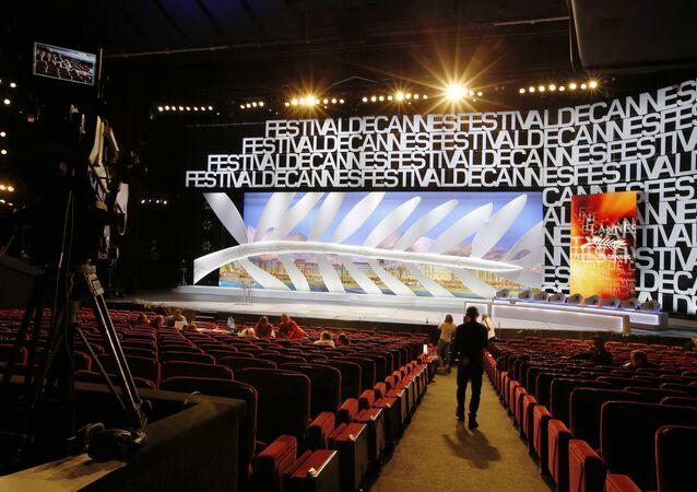 Festival de Cannes. Image d'illustration