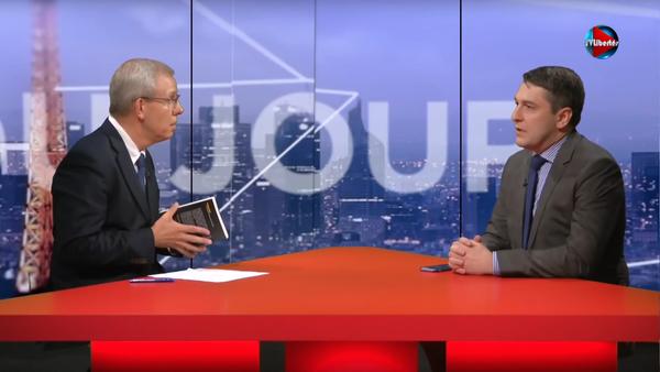 Zoom : Xavier Moreau : Ukraine, pourquoi la France s'est trompée. (18-09-2015) - Sputnik France