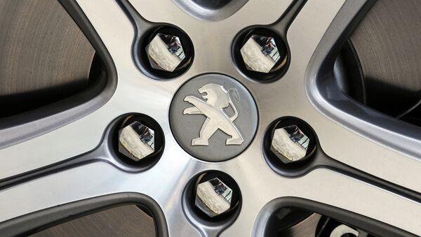 logo Peugeot - Sputnik France