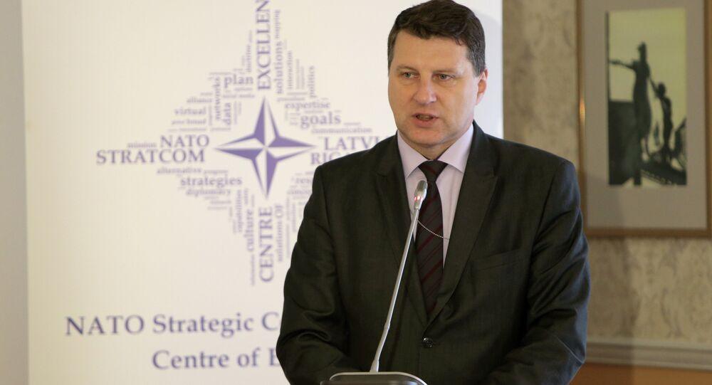 Speeches by Latvian Defense Minister Raimonds Vejonis