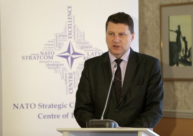 Speeches by Latvian Defense Minister Raimonds Vejonis