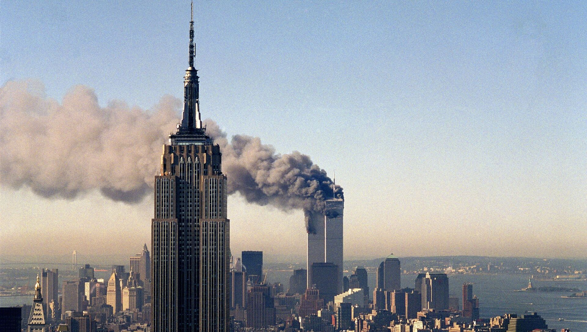 Les attentats du 11 septembre 2001 aux Etats-Unis - Sputnik France, 1920, 08.09.2021