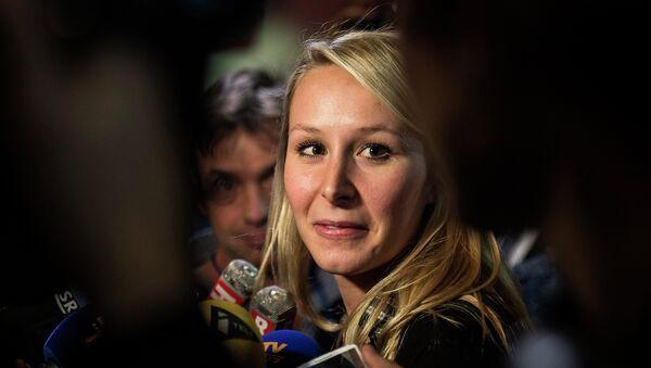 Marion Maréchal Le Pen - Sputnik France