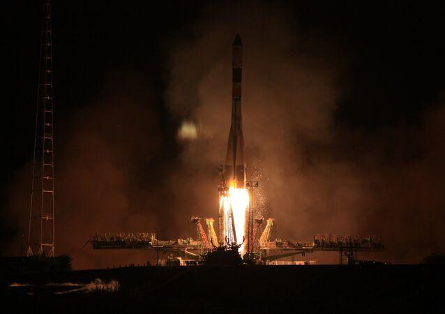 Le cargo russe Progress M-29M décolle vers l'ISS