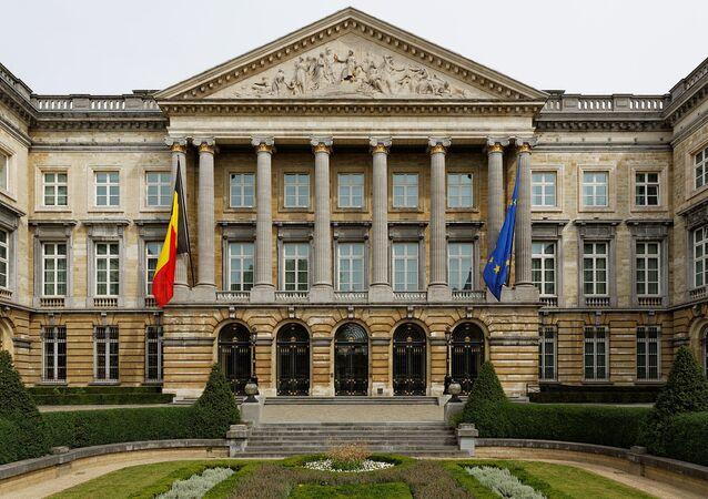 Palais de la Nation, Bruxelles, Belgique