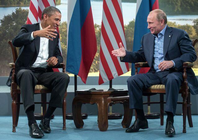 Daily Mail: Washington et Londres doivent s'allier à Poutine et Assad