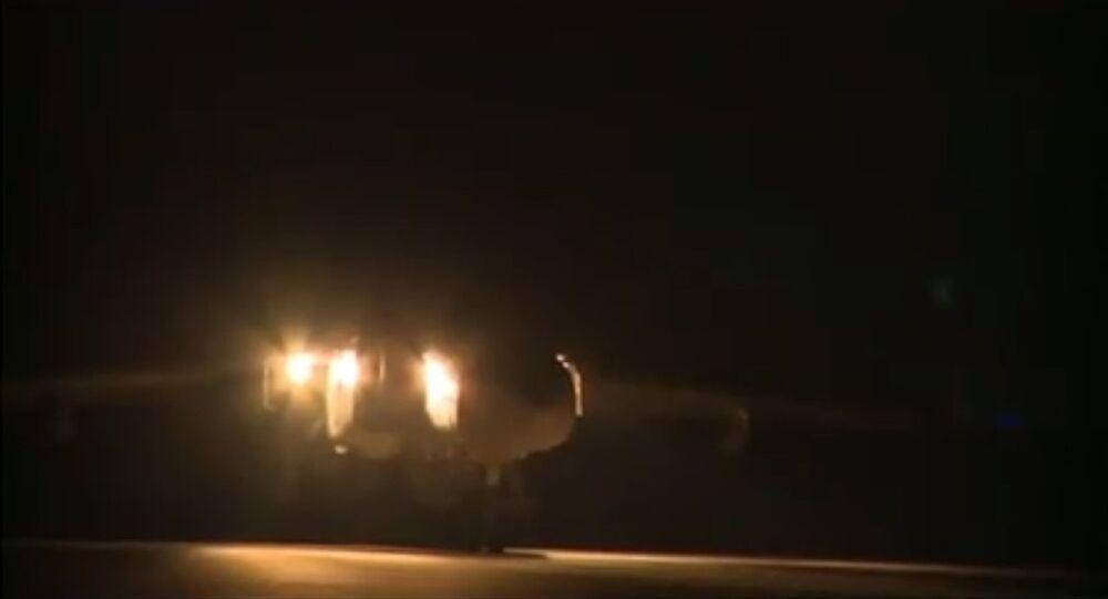 Syrie: raids nocturnes de l'armée russe contre les infrastructures de l'EI