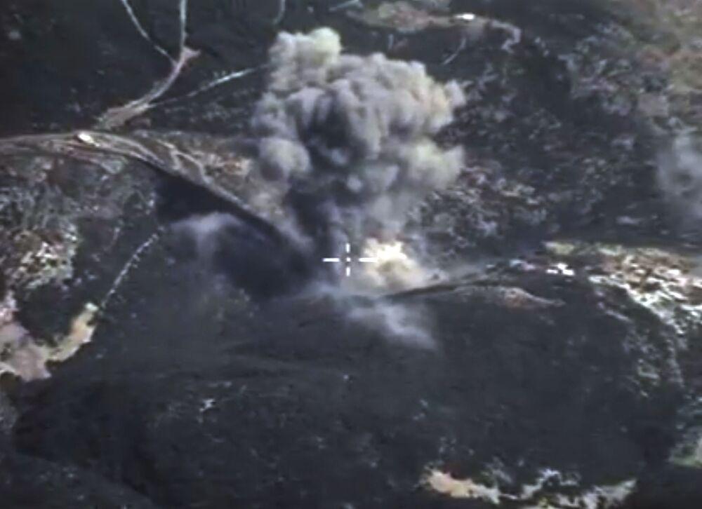Syrie: raids de l'aviation russe contre les positions de l'EI