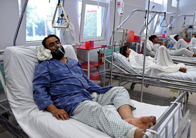 MSF en Afghanistan