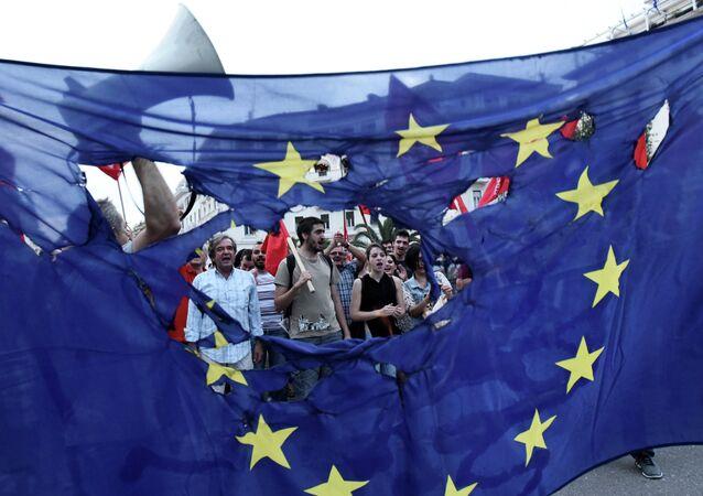 Crise de l'UE