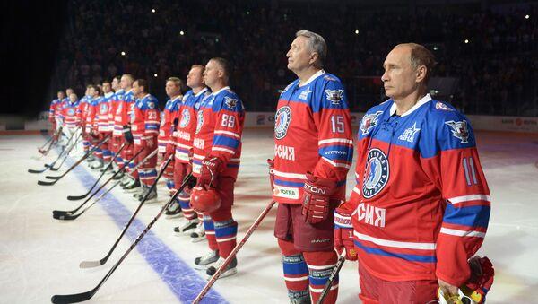 Se frotter à Poutine sur la glace? Un combat perdu d'avance! - Sputnik France