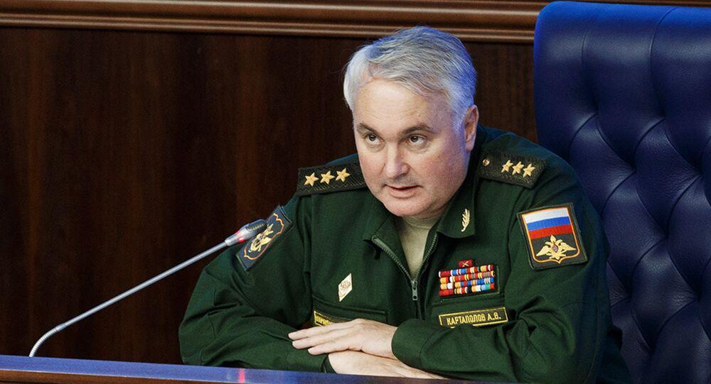 Le général Andreï Kartapolov