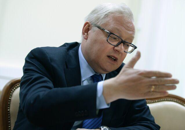Sergueï Riabkov