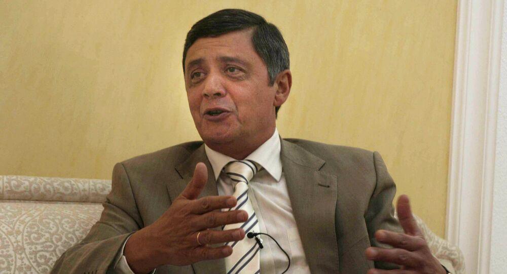 Zamir Kaboulov, représentant spécial du président russe pour l'Afghanistan