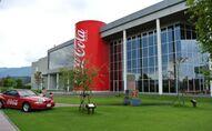 l'usine Coca-Cola