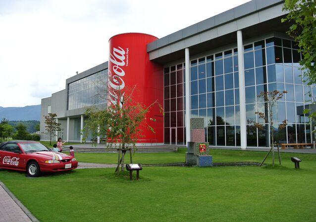 usine Coca-Cola