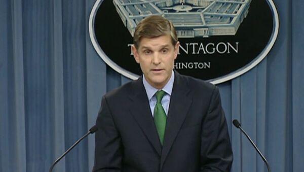 Peter Cook, porte-parole du Pentagone - Sputnik France