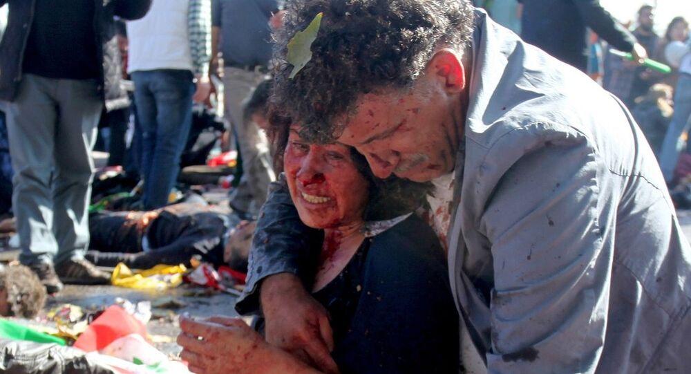 attentat à Ankara