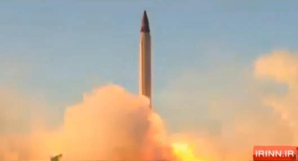 le missile iranien Emad passe le test