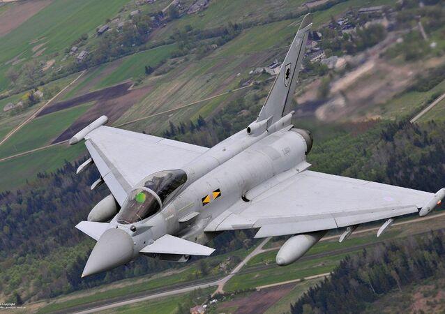 FGR4 de la Force aérienne royale