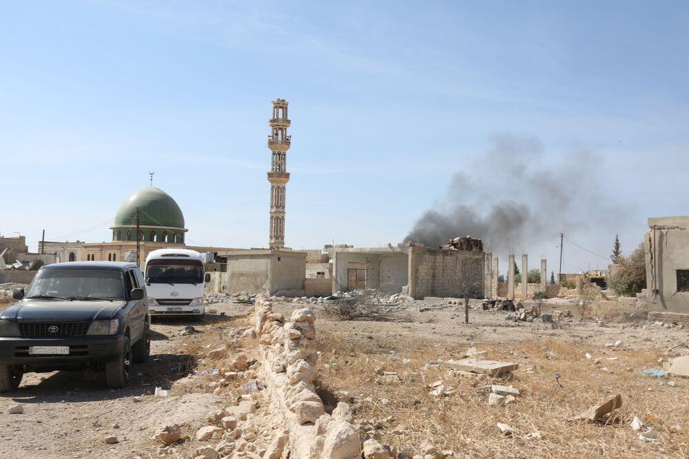 Deux villes syriennes libérées des djihadistes