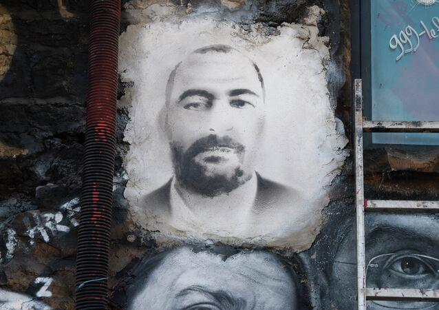 Portrait de Abou Bakr al-Baghdadi