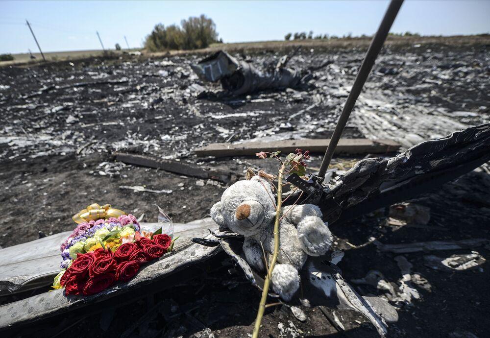 Crash du Boeing malaisien en Ukraine: diaporama de la tragédie