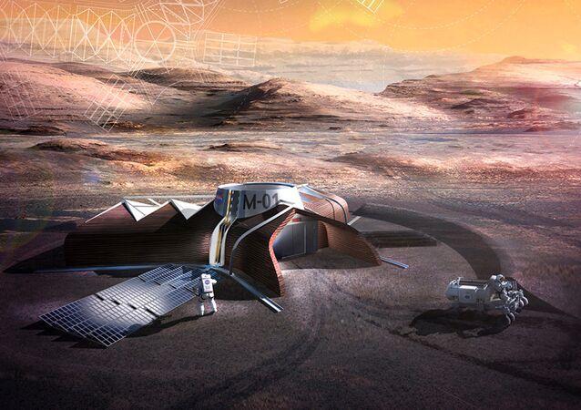 Le premier homme sur Mars viendra-t-il d'Ukraine?