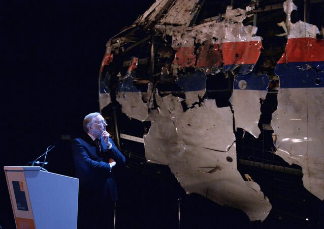 La commission néerlandaise présente les résultats de l'enquête sur le crash du vol MH17 de la Malaysia Airlines