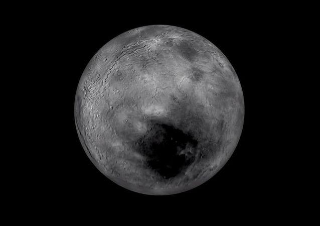 Vol au-dessus de Charon