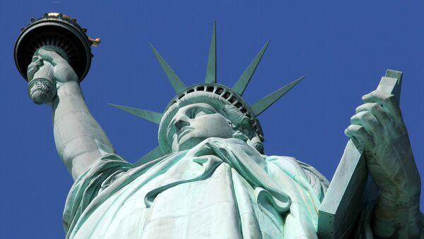 Statue de la Liberté, les Etats-Unis - Sputnik France
