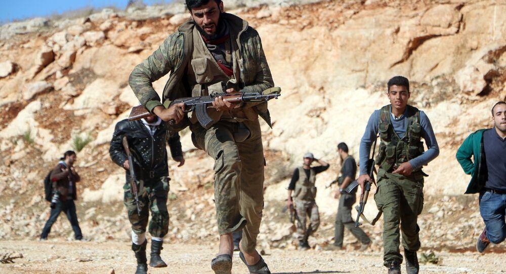 rebelles syriens