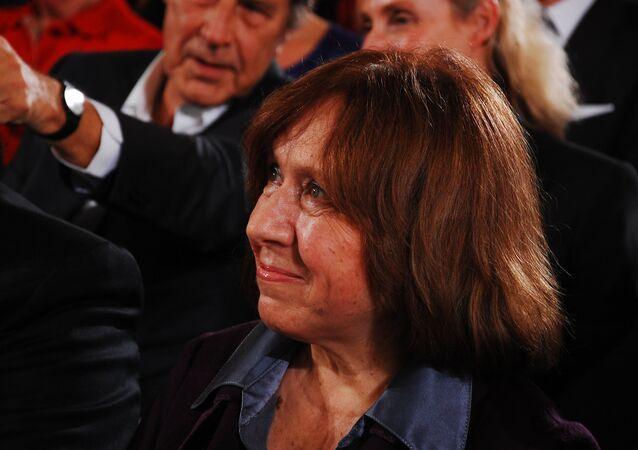Svetlana Alexievitch