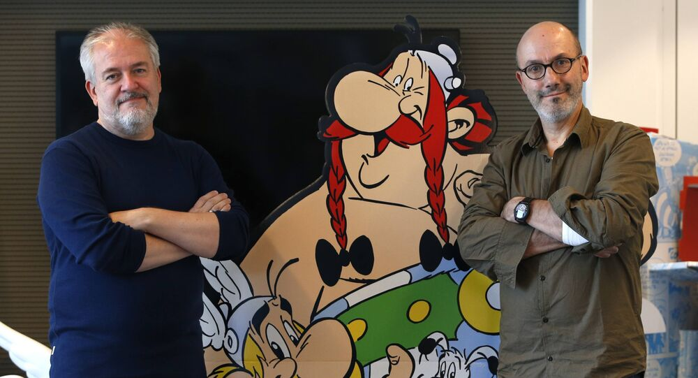 Jean-Yves Ferri  et Jean-Yves Ferri