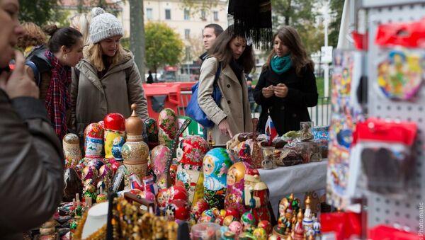 le nombre record de touristes en Russie - Sputnik France