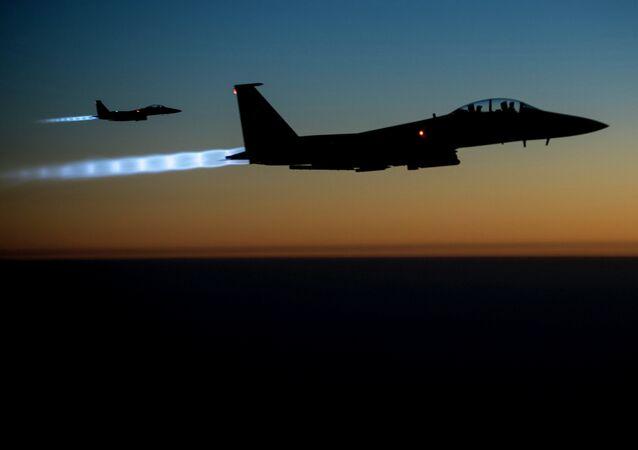 Frappes US en Syrie