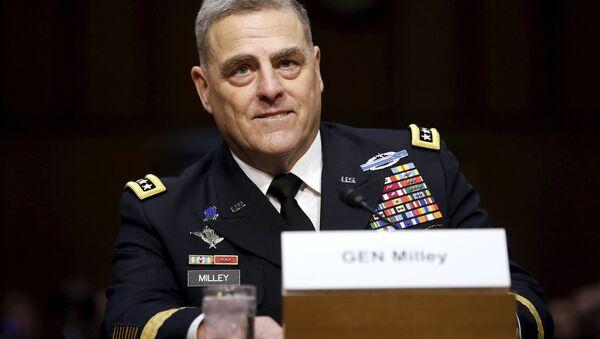le général US Mark Milley - Sputnik France