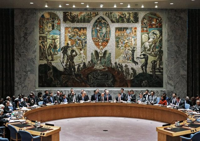 Session du Conseil de sécurité