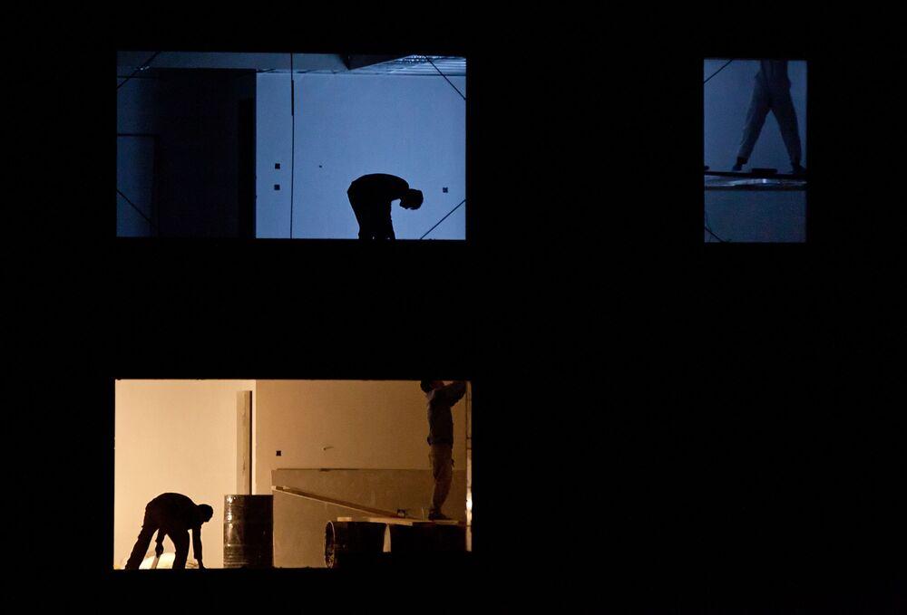 La ville au travail, les clichés qui ont remporté le concours de photo urbaine