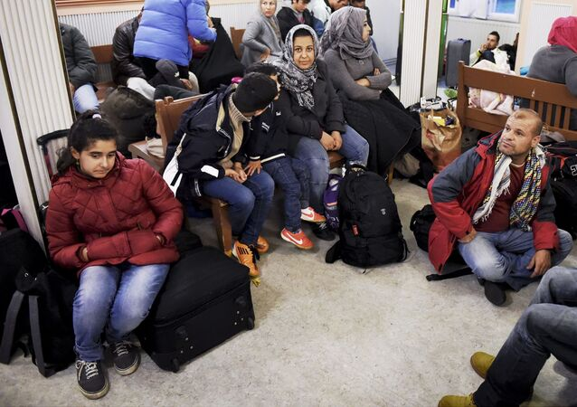 Réfugiés irakiens en Finlande