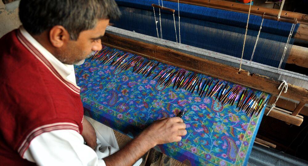Artisan, l'Inde